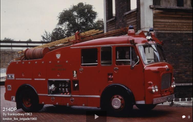 F106 Batch 1, LCC, AEC Diesel 1963