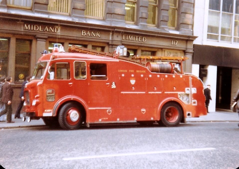 F106MK2 Batch 3 LFB AEC Diesel 1966